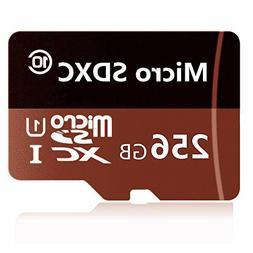 Generic 256GB Micro SD SDXC Memory Card High Speed Class 10