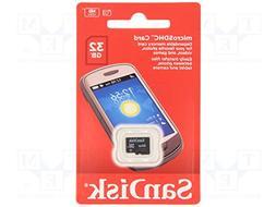 micro sdhc flash memory card