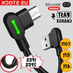 MCDODO Micro USB Cable Fast Charging Charger Phone Cable For