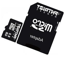 8 GB MicroSD Memory Card for new T-Mobile G1 Google cell Pho