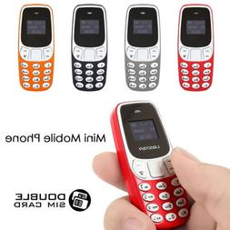 Mini Bluetooth GSM Mobile Phones Worlds Voice Changer Dual L