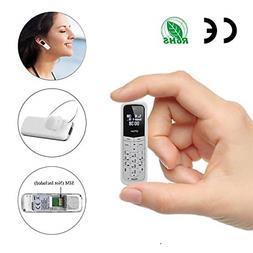 Mini Cell Phones Unlocked Bluetooth- Tiny Phone World Smalle