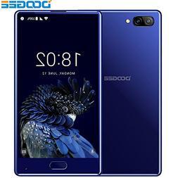 DOOGEE MIX, 4G Unlocked Smartphones Android 7.0-5.5 Inch AMO