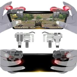 mobile game shoot aim l1r1 gamepad w
