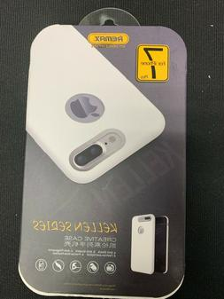 Remax Mobile Phone Case for IPhone 7 Plus - WHITE