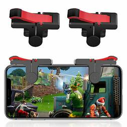 Mobile Phone Gaming Trigger Fire Button Handle L1R1 Shooter