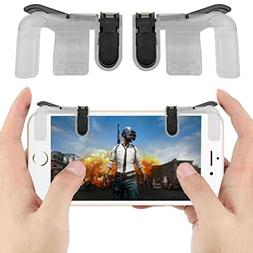 mobile phone gaming trigger fire