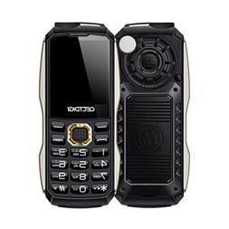 Cectdigi Mobile Phone 2G GSM T8600,Shockproof Military-Desig