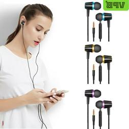 Mobile phone Headset Sports Headphones In-Ear Earbuds Stereo