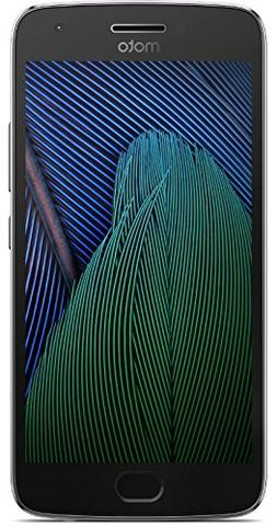 Motorola MOTO G5 Plus - 32GB - Lunar Grey  Smartphone XT1687