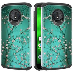 Moto G6 Case, Lacass Heavy Duty Protection and Hybrid Shock