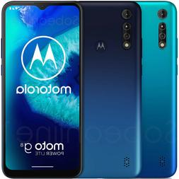"MotorolaMoto G8 Power Lite XT2055-1 64GB 4GB RAM  6.5"""