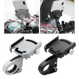 Motorcycle Bicycle Bike 22mm Handlebar Mobile CellPhone Hold