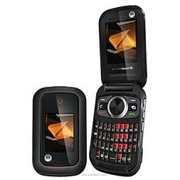 Liberty Mobile Motorola Rambler Prepaid Flip Phone with 15 D