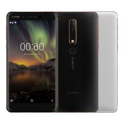 "NEW Nokia 6.1   5.5"" 4GB / 64GB  Dual SIM UNLOCKED"