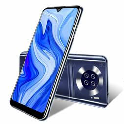 """New 6.3"""" Android 9.0 Unlocked Smartphone Dual SIM Cell Phone"""
