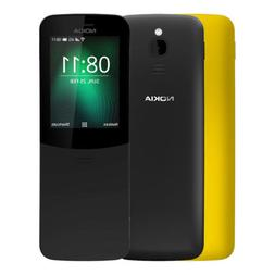 "NEW Nokia 8110 4G  2.45"" 4GB with TW Keypad UNLOCKED"