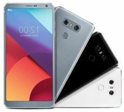 New LG G6 5.7 inch H871 32GB 4G LTE AT&T Unlocked Black/Plat