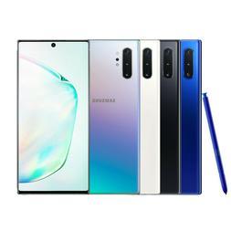 NEW Samsung Galaxy Note 10+ Plus  12GB 256GB GSM Dual SIM UN