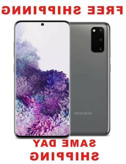 NEW Samsung Galaxy S20 5G Grey Unlocked works on ANY GSM CAR