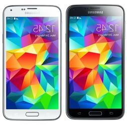 New Samsung Galaxy S5 SM-G900A 16GB 4G LTE AT&T T-Mobile Sma