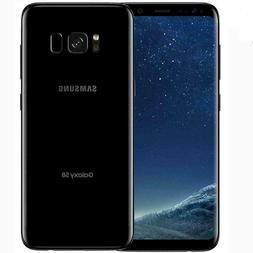New Samsung Galaxy S8 SM-G950U - 64GB Midnight Black Smartph