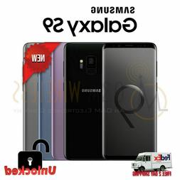 NEW Samsung GALAXY S9 64GB  - All colors