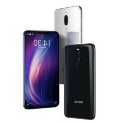 New Global Version Meizu X8 4G/64GB Black Smartphone Octa Co