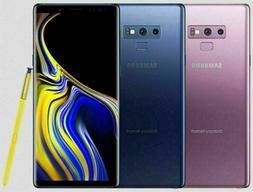 New in Box Samsung Galaxy Note 9 SM-N960U GSM Unlocked ATT T