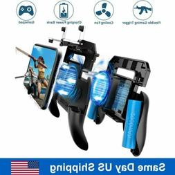 New Mobile Phone Game Controller Joystick Shooter PUBG L1R1