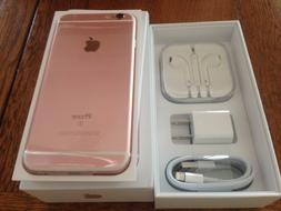 NEW Rose Gold Space Gray iPhone 6S 128GB Factory UNLOCKED TM