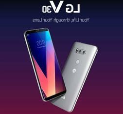 "New T-Mobile LG V30 H932 P-OLED 6.0"" 4G LTE Smartphone/64GB/"