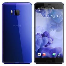 New HTC U Ultra 5.7 Inch 4GB RAM 64GB Sapphire Blue GSM UNLO