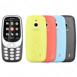 New Unlocked Nokia 3310 3G TA-1036 GSM Bar Cell Phone