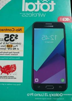 Samsung Galaxy J3 Luna Pro Smart Phone 4G LTE Total Wireless