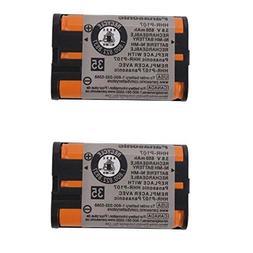 Original Panasonic Ni-MH Rechargeable Cordless Phone Battery