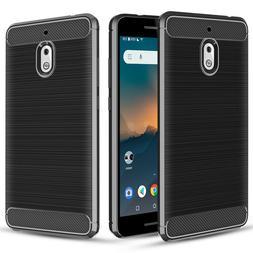 For Nokia 2V Phone Case Soft TPU Protective Anti-Scratch Cov