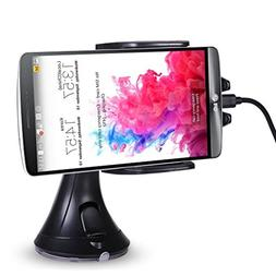 ONX3  Nokia D1C Universal Fast Charge QI Wireless Car Charge