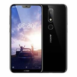 Nokia X6  Dual Sim 32GB / 64GB Smartphone Mobile 4G LTE GSM