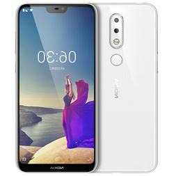 """Unlocked Nokia X6 6GB+64GB 5.8"""" 4G Mobile Phone Android 8."""