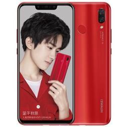 Huawei Nova 3 128GB/6GB Unlocked Smartphone Red QQ