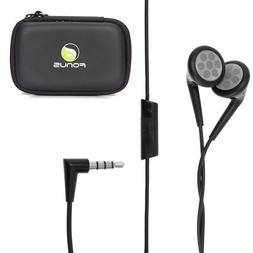 OEM Blackberry 3.5mm Stereo Handsfree Headphones Dual Earbud