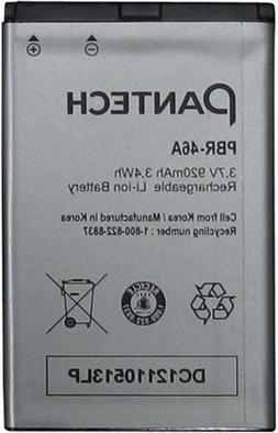 OEM Pantech PBR-46A Battery for Pantech Breeze II/III Authen