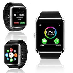 ON SALE! GSM Touch Screen Bluetooth Camera MP3 Wireless Watc