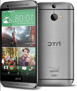 HTC One M8 -Grey Unlocked Smartphone Cell PhoneWindows 6995L