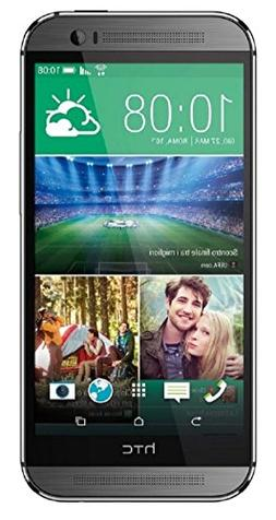 HTC One M8 3G, 4MP, 32GB, QHTC One M8 Unlocked International