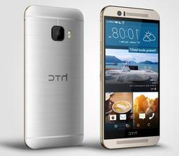 "New HTC One M9 AT&T Unlocked 4G LTE 32GB 5"" Android Smartpho"