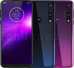 "Motorola One Macro 64GB 4GB RAM XT2016-1  6.2"" Dual SIM"