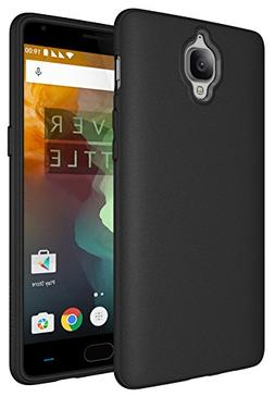 OnePlus 3 / 3t Case, Diztronic Full Matte Slim-Fit Flexible