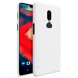 OnePlus 6 Case,Mangix Exact-Fit Premium Matte Finish Hard Ba